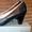 Женские новые кожаные туфли,  р-р 36 #1453065