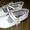 Красивые белые туфли для девочки р-р 31-32. #1497047