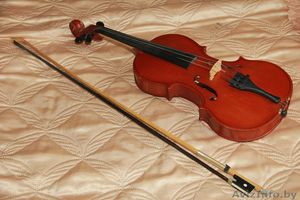 Продам скрипку ученическую  4/4 - Изображение #1, Объявление #371765