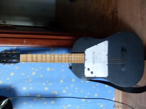 продам гитару(Борисдрев,акустика,шестиструнка)+чехол - Изображение #1, Объявление #938763