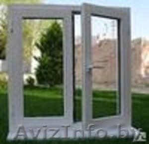 Двери окна ПВХ в Витебске. Производство установка регулировка ремонт - Изображение #3, Объявление #1396111