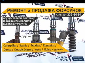 Форсунки Перкинс. Ремонт, продажа в Витебске и РБ. - Изображение #1, Объявление #1652893