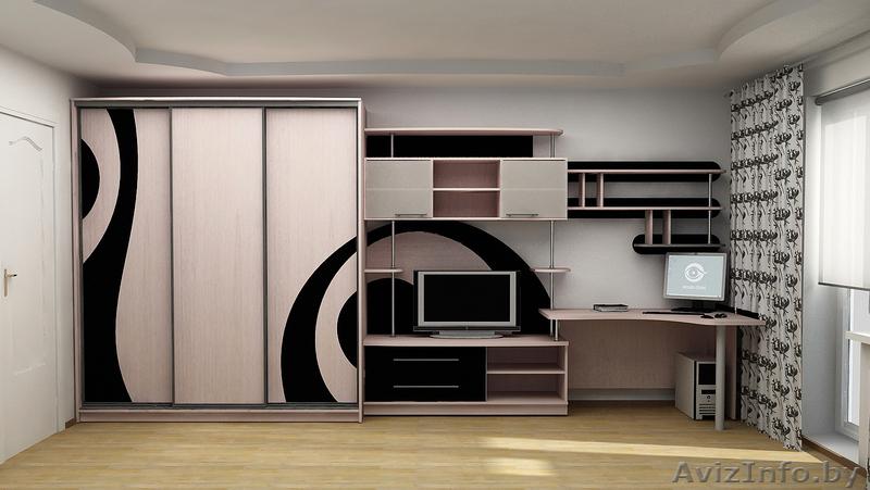 Корпусная и встроенная мебель по индивидуальным дизайн-проек.