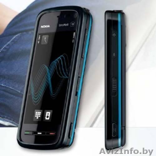 Как мы уже сказали новая Нокиа С6 внешне похожа на модель N97 или Nokia 580