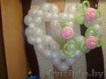 Доставка воздушных шаров с гелием,  оформление торжеств,  фигуры из шаров.