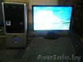 Компьютер,  AMD Athlon 64 X2 4800 ,  2-ядерный,  ОЗУ 2560 МБ,  HDD 320 Гб,  Видеокарт
