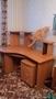 угловой компьютерный стол c тумбочкой