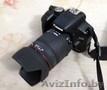 Canon EOS 500D и объектив Sigma DG 28-300
