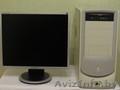 компьютер AMD Sempron с монитором 19