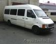 Пассажирские перевозки микроавтобусом или л/а
