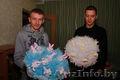 Букеты из мягких игрушек к выписке из Роддома и любому празднику в Витебске