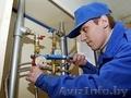 Обслуживание приборов учёта тепла,  промывка систем отопления,  паспорта готовност