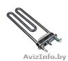 Тэн для стиральных машин Indesit/Ariston 1700w с отверстием под датчик