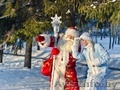 Поздравление от Дедушки Мороза