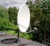 Монтаж спутниковых антенн